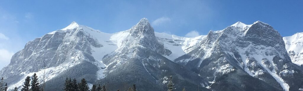 Canmore Mountains